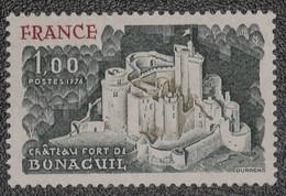 France - Yvert N°1871 Neuf * - Nuovi