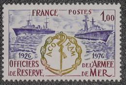 France - Yvert N°1874 Neuf * - Ongebruikt