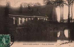 59 / SAILLY LEZ LANNOY / FERME DE MEURCHIN / RARE - Otros Municipios