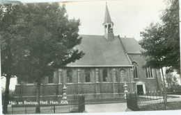 Hei- En Boeicop; Ned. Herv. Kerk - Niet Gelopen. (Eigen Uitgave) Lees Info! - Other