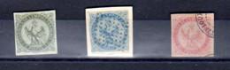 Colonies Française 1859-65, Aigle Impérial, 1sg – 4 Et Ob, Cote 110 €, - Águila Imperial