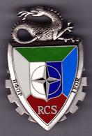 RCS. Régiment De Commandement Et Soutien. DMNSE. Division Multinationale Du Sud-Est. IFOR. Delsart.4365. - Hueste