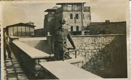 14570 - MAUTHAUSEN CAMP DE LA MORT - Cdt  COLONEL DES SS - DE CONCENTRATION EXTERMINATION SHOAH  JEWISH GUERRE 39/45 - War 1939-45