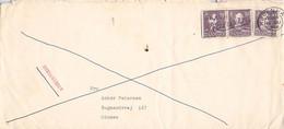 DENMARK - SONDAGSBREV 1946 KOBENHAVN > ODENSE /G55 - Brieven En Documenten