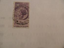 ITALIA  1955    PERFIN  COME DA FOTO - 1946-60: Used
