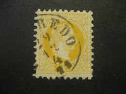 Österreich 1867- 2 Kr Kaiser Franz Joseph, Kopfbild Rechts Stempel Roveredo Mi.Nr. 35Ib Geprüft Und Signiert Rismondo - Used Stamps