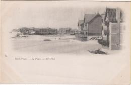 SP- 62 - BERCK PLAGE - La Plage - Precurseur - Timbre - Cachet - 1901 - - Berck
