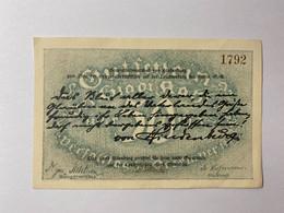 Allemagne Notgeld Kahla 50 Pfennig - Collezioni