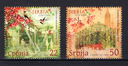 SERVIE Yt. 336/337 MNH 2010 - Serbia