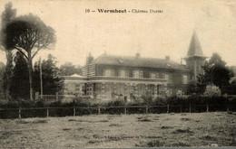 WORMHOUT CHATEAU DURIEZ - Wormhout