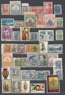 39 TIMBRES GRECE - Lotes & Colecciones