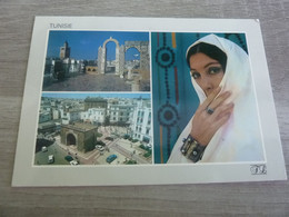 TUNIS - MULTI-VUES - EDITIONS TUNISIE LUMIERE - ANNEE 1999 - - Tunisia