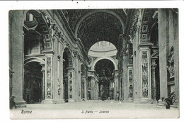 CPA-Carte Postale Italie Rome- S. Pietro- Interno 1907--VM23879br - San Pietro