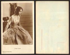 Lillian Gish Movie Actres Old Postcard #31430 - Schauspieler