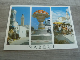 NABEUL - MULTI-VUES - EDITIONS CARTE D'OR - ANNEE 2005 - - Tunisia