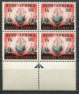 South Africa Südafrika Union Mi# 236 Postfrisch/MNH - Flora Aloes - Ungebraucht