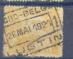 F349 -België  Spoorweg NORD BELGE  Chemin De Fer LUSTIN - 1915-1921