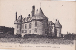 Lisieux   Château De Mailloc - Lisieux