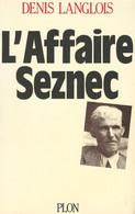 Denis Langlois. - L'affaire Seznec. - Geschiedenis