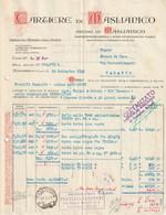 Maslianico. 1931. CARTIERE DI MASLIANICO - Italia