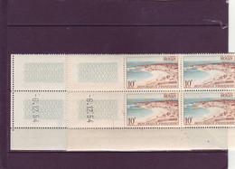 N° 978 - 10F ROYAN - 3° Tirage 2° Partie Du 25.10 Au 9.12.54 - 6.12.54 (1 Trait Et 2 Traits) - 1950-1959