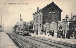 Calmthout (stoomtrein) - Kalmthout