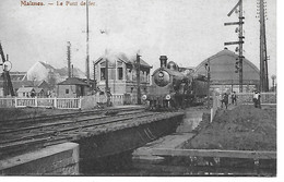 Mechelen(stoomtrein) - Mechelen