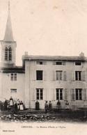 CERCUEIL-54-ECOLE - Sonstige Gemeinden