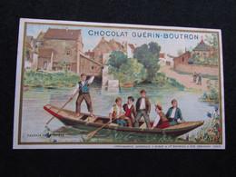 Chromo CHOCOLAT GUERIN-BOUTRON - Guerin Boutron