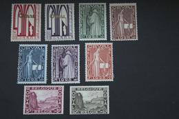 Timbre De Belgique – COB 258/66 (Neufs Sans Charnière) – 1ère Orval – 1928 - Other