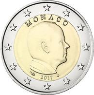 2017 Monaco 2 Euro Coin Used - Monaco