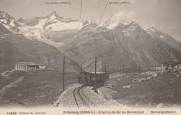 Riffelberg - Chemin De Fer Du Gornergrat - VS Valais