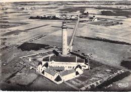 56 - BELLE ILE EN MER - GOULPHAR : Le Phare - CPSM Dentelée N/B GF 1959 - Morbihan Headlight Leuchtturm Vuurtoren - Lighthouses
