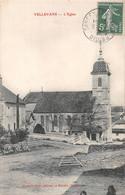 Vellevans église Canton Clerval éd Grux Maîche - Other Municipalities