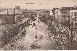 N° 8775 R -cpa Mulhouse (-la Gare- - Mulhouse