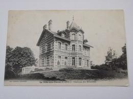 LA VILLE AUX CLERCS   Château  Des Métairies - Andere Gemeenten