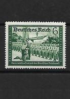 937 Allemagne III REICH Fédération Des Postiers Allemands YT 643 Neuf ** - Ungebraucht