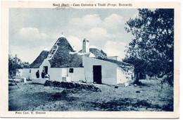 NOCI Bari. Casa Colonica A Trulli - Bari