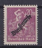 Empire IIIe Reich , Timbre De Service  Y&T N ° 48  Neuf ** - Neufs