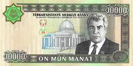 TURKMENISTAN 2003 10000 Manat - P.15 Neuf UNC - Turkmenistan