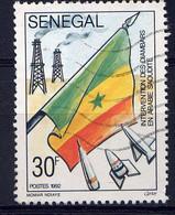 SÉNÉGAL - 960° - DRAPEAU SÉNÉGALAISE - Senegal (1960-...)