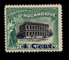 ! ! Mozambique Company - 1920 Local Motifs & Views W/OVP 4 C - Af. 138 - No Gum - Mozambique