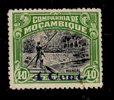 ! ! Mozambique Company - 1920 Local Motifs & Views W/OVP 4 C - Af. 139 - No Gum - Mozambique