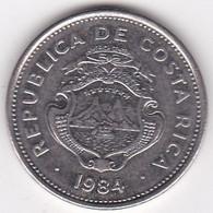 Costa Rica 2 Colones 1984, En En Acier Inoxydable, KM# 211 - Costa Rica