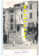 Cremona  Monumento A Vittorio Emanuele II - Cremona
