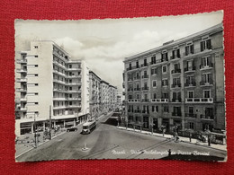14- CARTOLINA NAPOLI  VIALE MICHELANGELO DA PIAZZA BERNINI - Napoli (Napels)