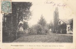 45   Meung Sur Loire : La Mauve Aux Marais  , Pionnière     ///  Ref. Nov. 20 /// N° 13.439 - Altri Comuni