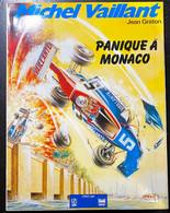 Michel Vaillant Une Collection Elf - Panique à Monaco - 48 Pages BE - Michel Vaillant