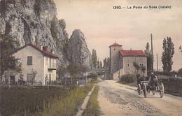 La Porte De Scex (VS) - VS Valais