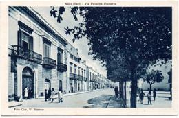 NOCI (BARI) Via Principe Umberto - Andere Steden